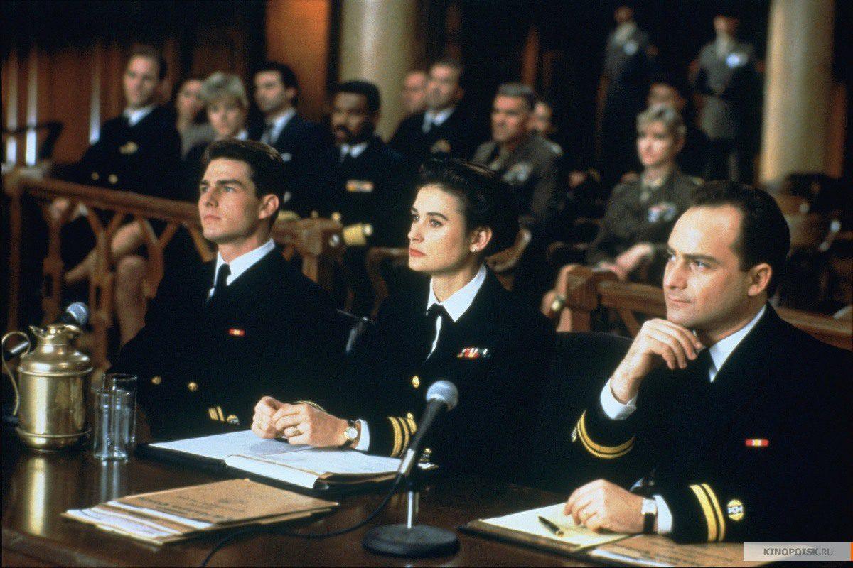 Фильмы о юристах