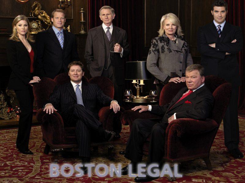 Сериалы о юристах 5