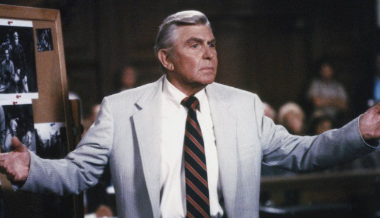 Сериал о юристах