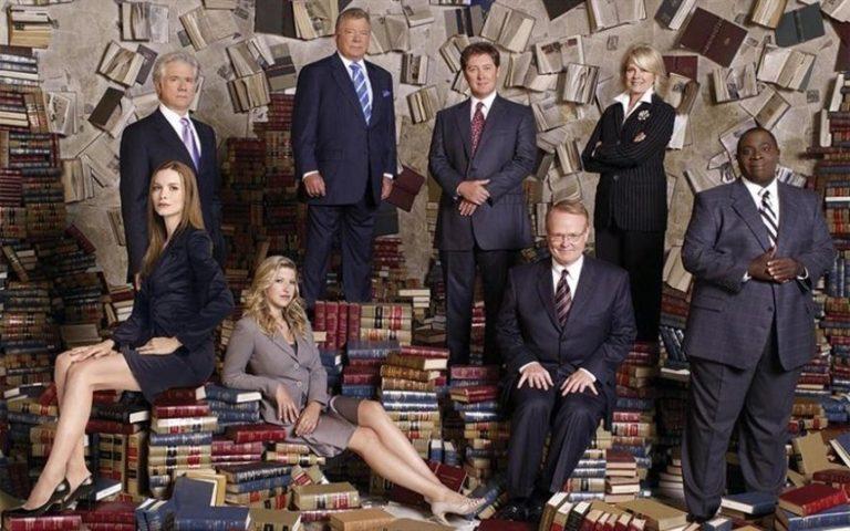 Сериалы о юристах